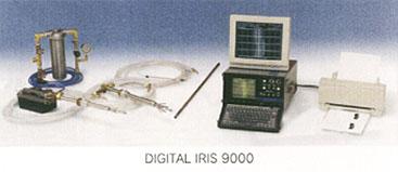 超音波内挿回転式チューブ検査システム